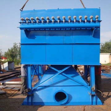 Dust removal industrial cyclone collector