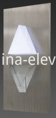 Elevator Directional Hall Lanterns With Long-lifetime LEDs