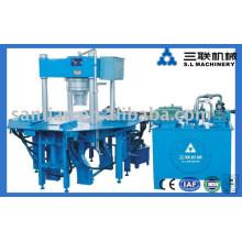 Máquina de fabricação de blocos de pavimentação de concreto