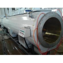 Línea de Extrusora de Producción de Tuberías de Plástico PE