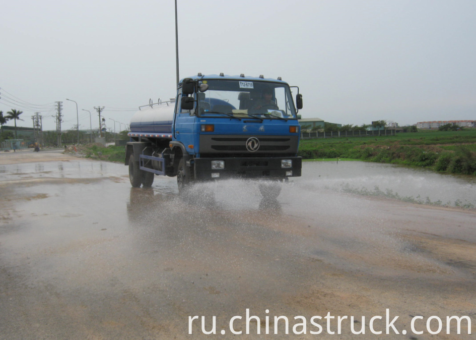 Dongfeng 10M3 water cart