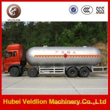 35cbm LPG Liquid Stickstoff Tanker LKW