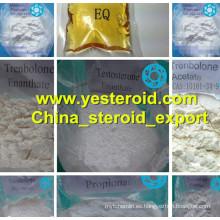 Depósito esteroide anabólico de Methenolone Enanthate Primobolan CAS 303-42-4