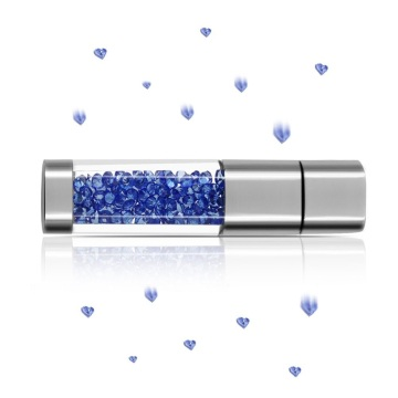 32GB USB Flash Drive Crystal for Girls