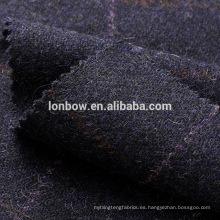 Tejido de tweed a medida 100% lana para chaleco chaleco