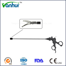 5 mm Instruments laparoscopiques Ciseaux courbes avec balle