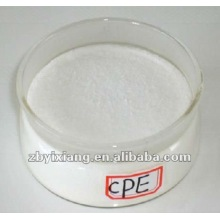 CPE135A, Chlorinated polyethylene, Plastic auxiliary chemicals