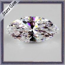 Shine White Color Marquise Cubic Zirconia