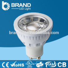 AC85-265V High Lumen CRI> 85 Regulable 3W COB LED Proyector Gu10
