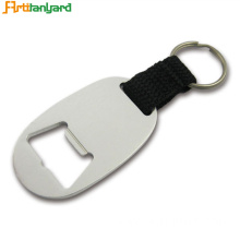 Stainless Steel Opener With Logo