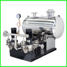 Añadido equipo de suministro de agua presión de la tubería (presión negativa)