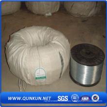 Bwg14 alambre electro galvanizado (fábrica)