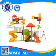 Easy Assembling Playground for Little Kids