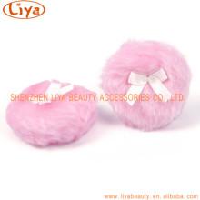 Rosa Boa Blätterteig mit verschiedenen Farbe wahlweise freigestellt