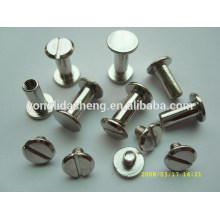Profesional y útil al por mayor tornillo de acero inoxidable y perno y tuerca