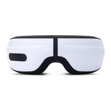 Flexible 180 degree folding roller kneading eye fatigue massager with heat