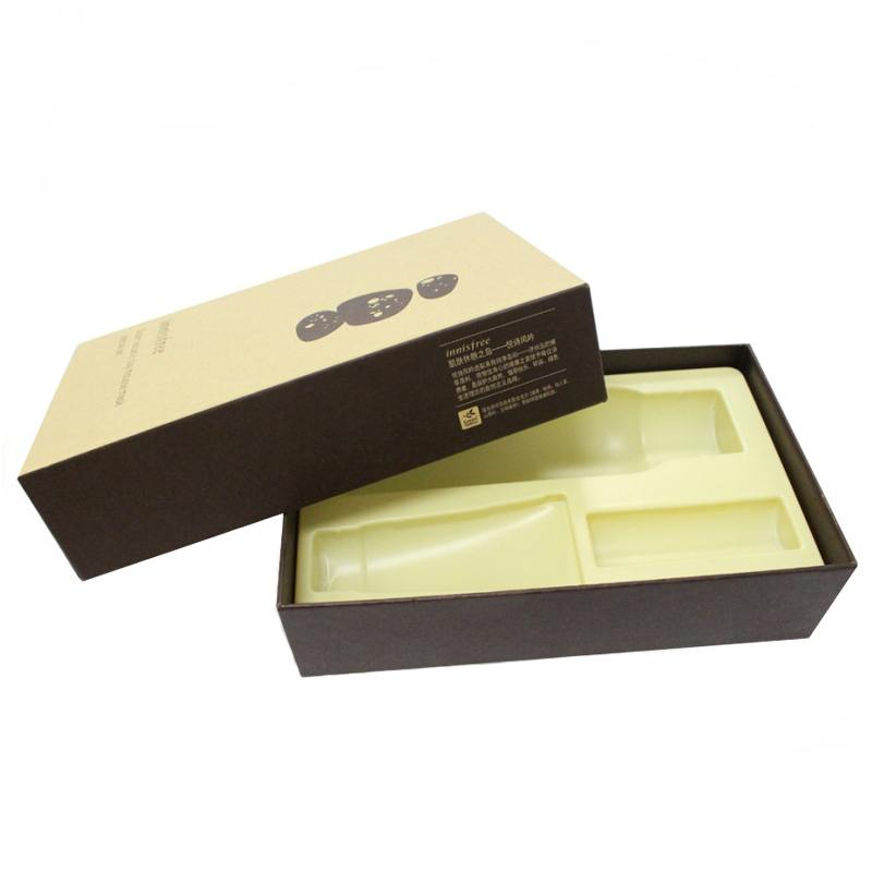 Base And Lid Cosmetic Gift Box