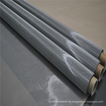 Edelstahl-Siebdruckgewebe der hohen Spannung 316L