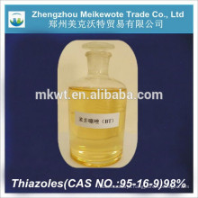 Supply high quality laboratory chemicals reagents Benzothiazole BT/CAS NO.:95-16-9