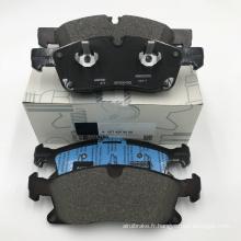 W164 W166 Kit de plaquettes de frein avant pour BENZ GL450 ML350 Kit de plaquettes de frein avant 0074208020 0064203920 0074207920