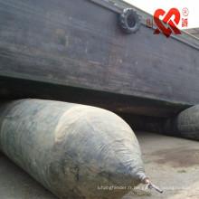 Les airbags en caoutchouc marins de bateau de type de Yokohama utilisés pour le lancement / atterrissage / lifitng de bateau et se déplaçant