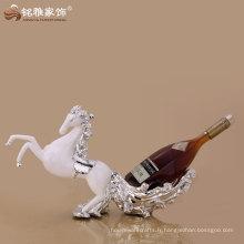 porteur en gros de vin rouge de haute qualité pour décoration de maison