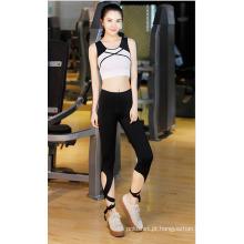 2016 Mulheres Charme Atacado Esporte Wear Fitness Wear Yoga Suit