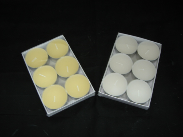 Set of 6 Tealight Candle