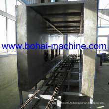 Dispositif de refroidissement Bohai pour la fabrication de tambours en acier