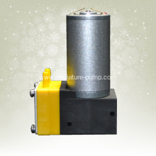 Micro electric diaphragm pump