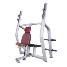 Banco de levantamiento de pesas vertical Equipo de gimnasio comercial