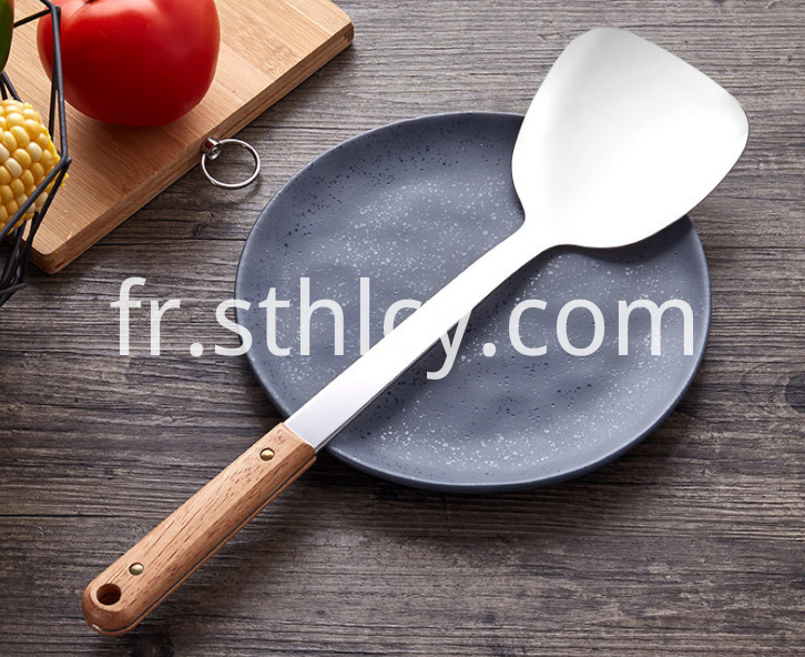 304stainless steel cookie spatula