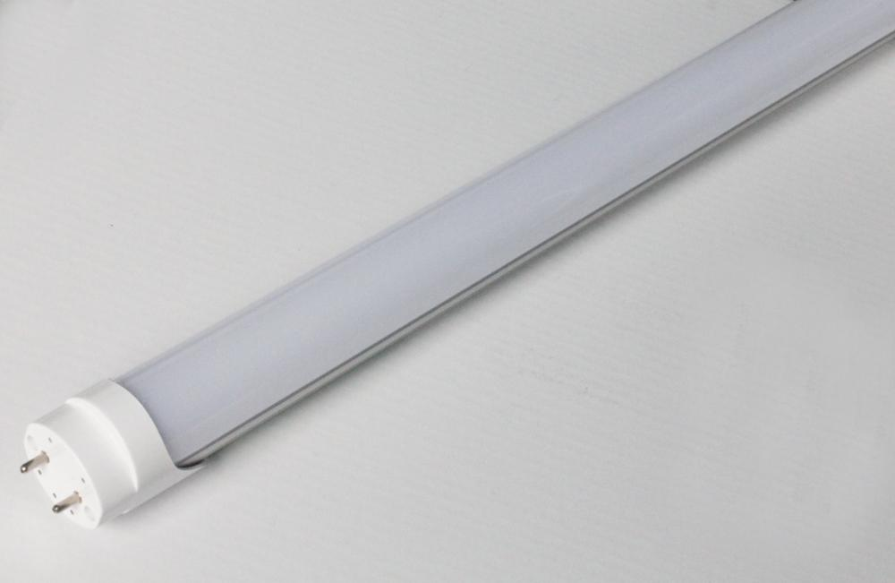 T8 LED Tube Aluminum Lamp Holder 22W 1200mm