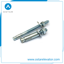 Galvanized/ Zinc Plated Shaft Components Anchor Bolts (OS25-A, OS25-B)