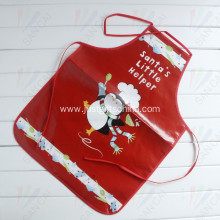 Promotional Non Woven Aprons W/ Laminated Logo