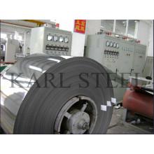 201 410 bobinas de aço inoxidável com 2b