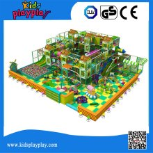 Kidsplayplay Children Indoor Amusement Playground Equipment