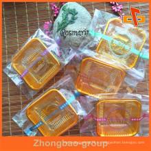 Мелкий пакетик для безопасности пищевых продуктов OPP с печатью для пакетирования саше с печатью для упаковки тортов / хлебов / печенья / печенья