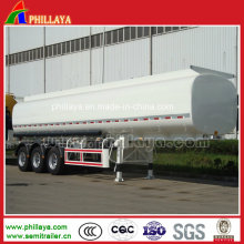Chemical Liquid / Acid Transport Truck Semi Trailers