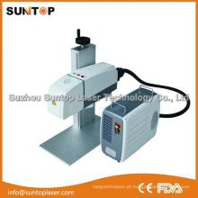 Máquina de marcação a laser do instrumento dental / marcação preta do laser para instrumentos dentais