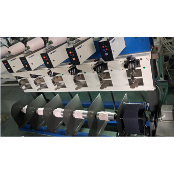 Precision Traverse Winder Machine