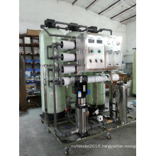 2000L/H Reverse Osmosis RO System Plant Water Treatment with Pretreatment