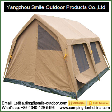 Disaster Relief Refugee Heavy Duty Camp Canvas Tent