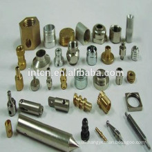 Customized machining services on metal parts