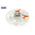 2016 Neues Produkt 2.4G 6-Achsen RC Quadcopter UFO mit Licht RC Mini Drone zum Verkauf