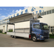 Ailes Open Cargo Truck