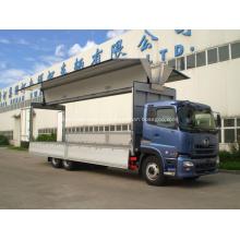 Camión de carga abierta Wings
