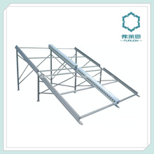 Solar Panel Rail Extruded Aluminum Profiles