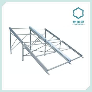 Solar Panel Rail Extruded Aluminum Profiles