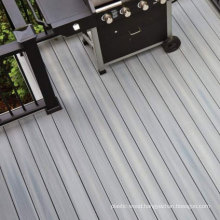 Durable and Waterproof Wood Plastic Composite WPC Leisure Decking Floor